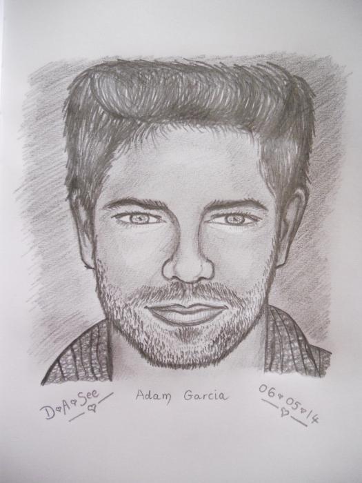 Adam Garcia by dasee